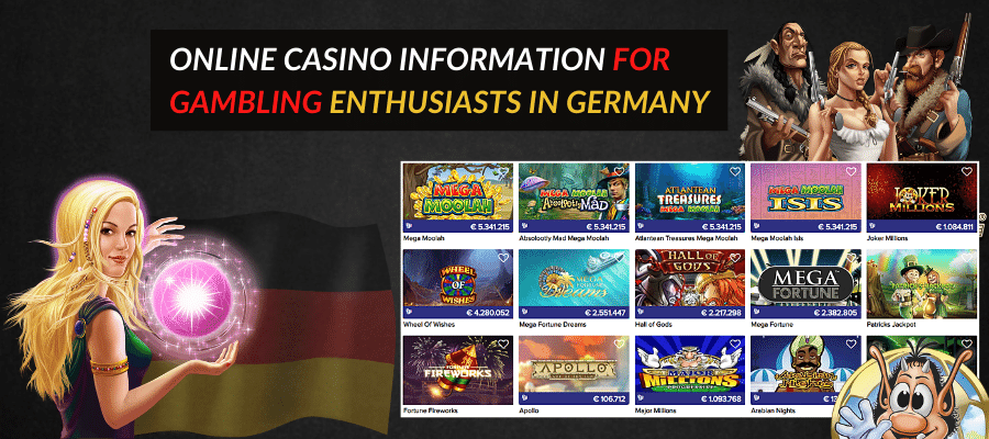 Best Online Casinos for Players in Germany