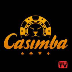 Casima Casino Logo as Seen on TV